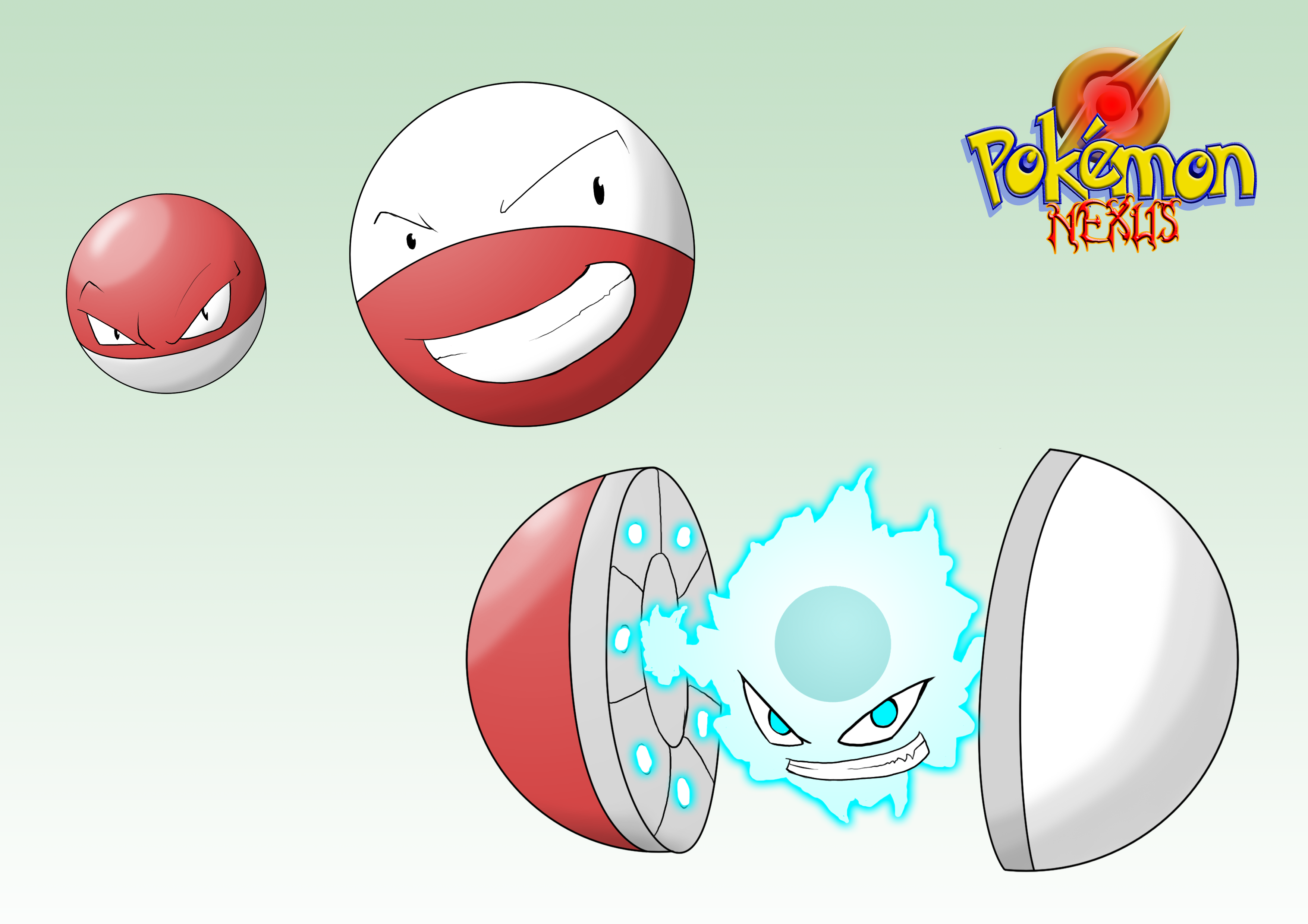 electrode and voltorb - photo #28