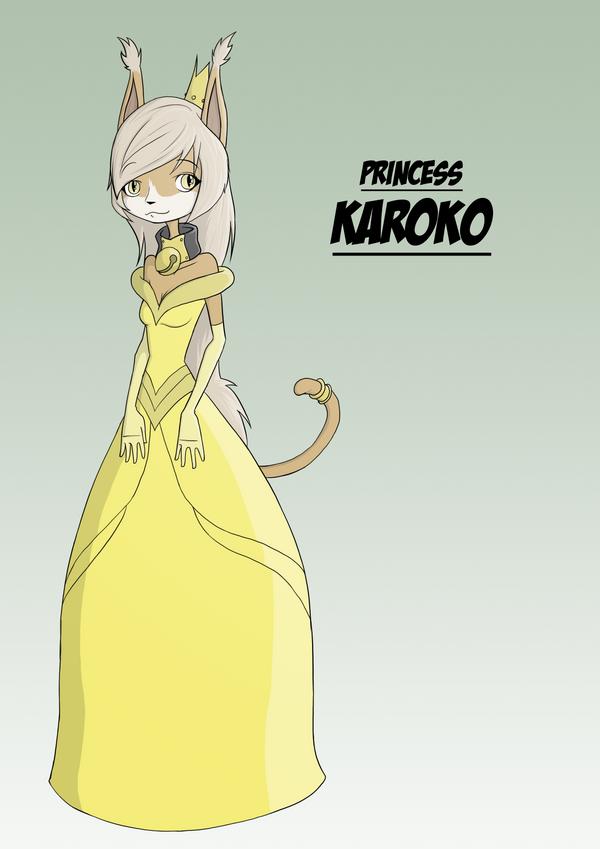 Princess Koroko by dragonmanX