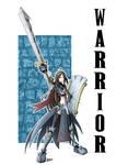 Fantasy earth 0 Warrior