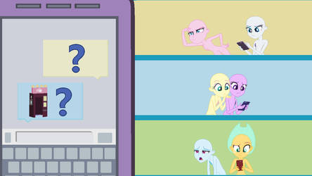 EqG Base: Can You Text With Words Candy Color Ppl? by StripedEgg