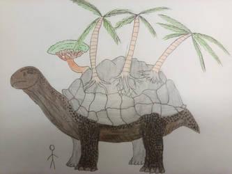 Monster Island Expanded: Magma Tortoise