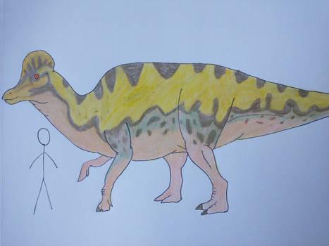 Monster Island Expanded: Corythosaurus Ingens