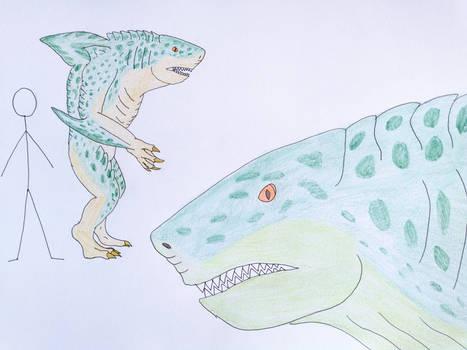Monster Island Expanded: Der Weisse Hai
