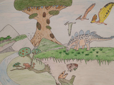 Monster Island Expanded: Over the Horizon.