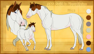 STS Horse - Mica