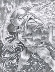 Katana Master Leonardo
