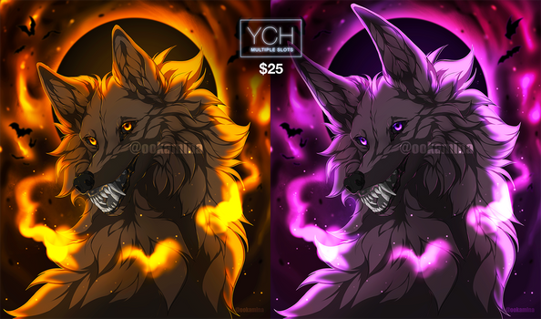 [Multiple YCH] Full Eclipse [CLOSED]