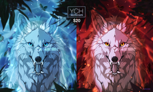 [Multiple YCH] Bless x Curse [CLOSED]