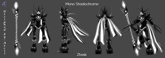 Zhask Mono Shadochrome