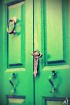 GreenDoor by moranaF