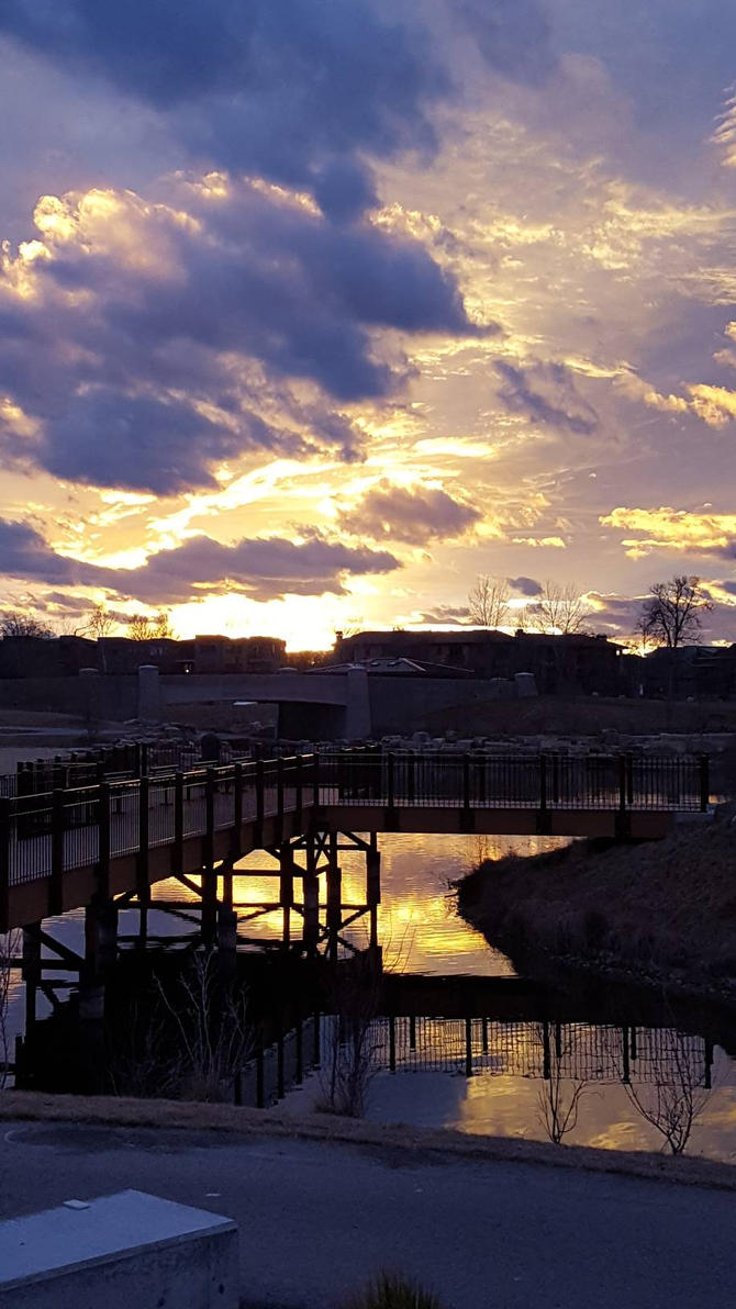 Sundown Send Off by BiblicalPayload