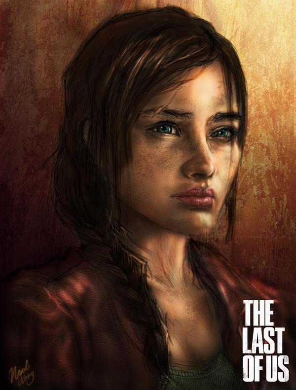 The Last Of Us: Older Ellie