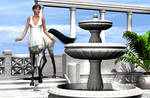 Greek style centauress