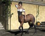 Centaur Maid