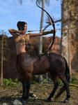 Centauress Archer