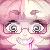 Devilish pixel icon  by rainbowhitter