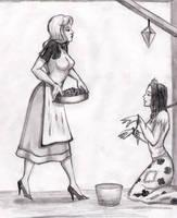 -+_?Cinderella?_+- by FlowerOfTheYear