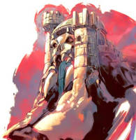 Grayskull detail working by SANTI-IKARI