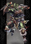 Varak the Ork