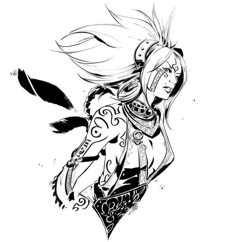 Seoni by SANTI-IKARI