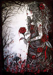 Blood Stained Roses