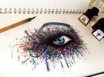 Graffiti Eye