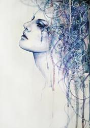 Azure by atahirART