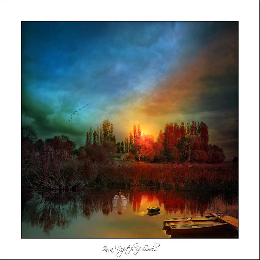 In a Depth of Soul... by MoodyBlue