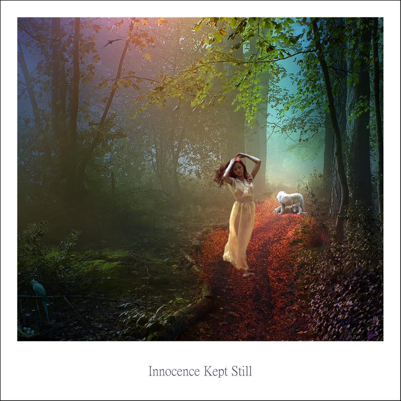 Innocence Kept Still by MoodyBlue