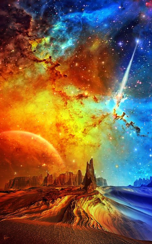 Eternity II by MoodyBlue