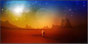 Astronomy Domine II by MoodyBlue