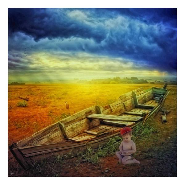 Alone by MoodyBlue
