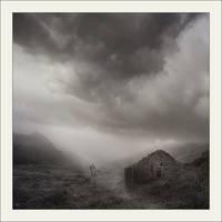 As The Mist Unfolds II by MoodyBlue