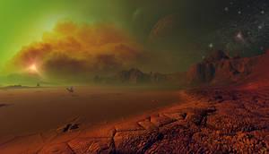 Deus Ex Machina by MoodyBlue