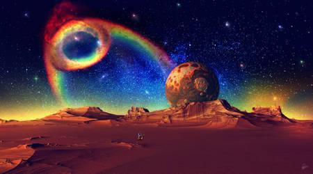 Reflecting Deep Stars