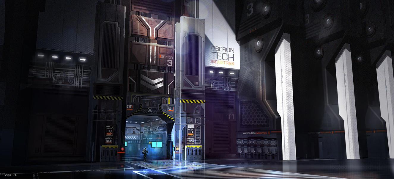 Oberon Interior by Fish032
