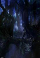 Creepy Jungle by Fish032