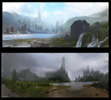 CDW Studios - ADV Environment Design Demos