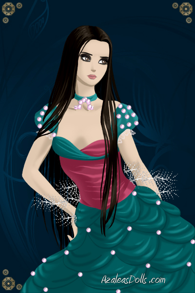 Alice Madness Returns : Alice Siren dress by adamantiumdevil