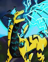 Electric Dragon Stormwave by CruisingCancerCrab