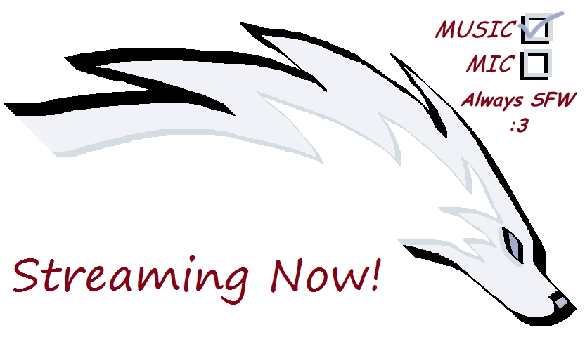 Streaming Now! by MistingWolf