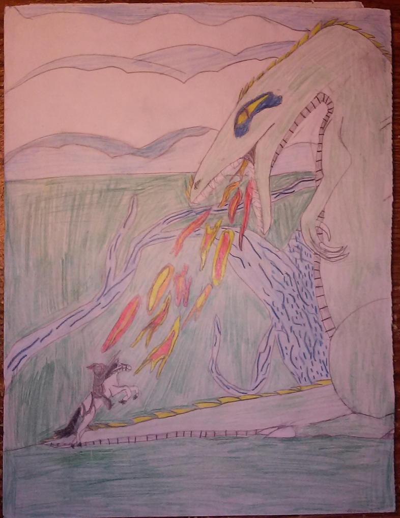 5th Grade by MistingWolf