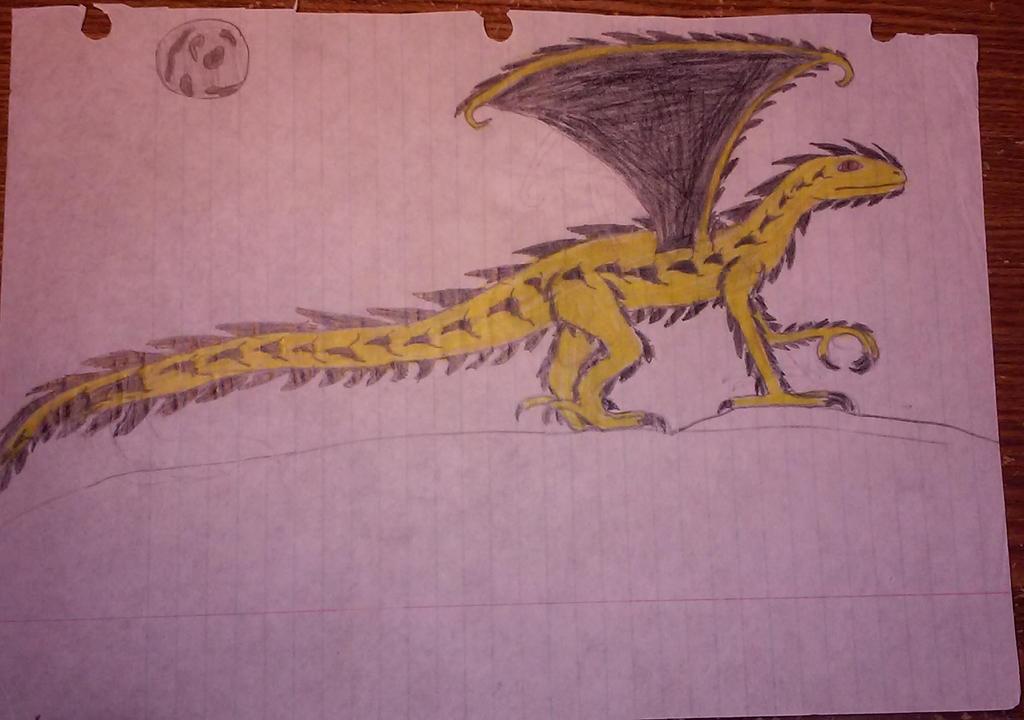 5th Grade II by MistingWolf
