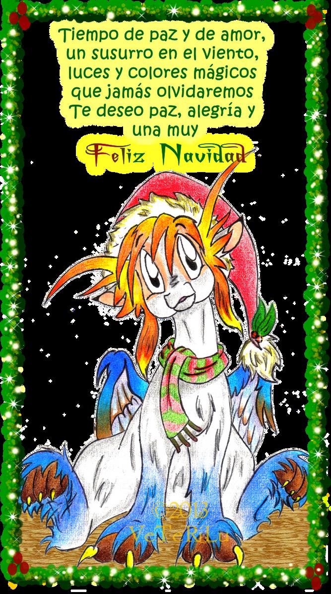Feliz Navidad by Drangelu