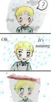 Rape under the rain