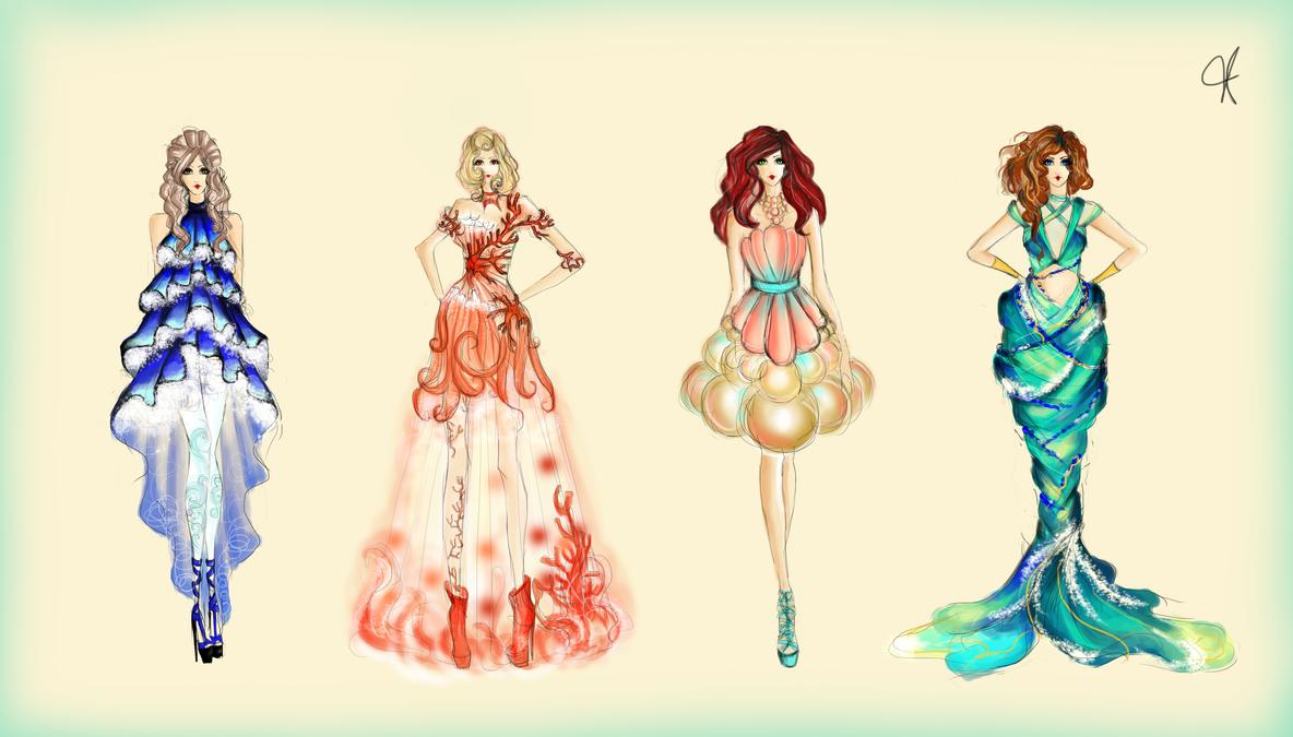 Mermaid Fashion Designer Games