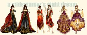 A Midsummer's Night Dream goes Baroque