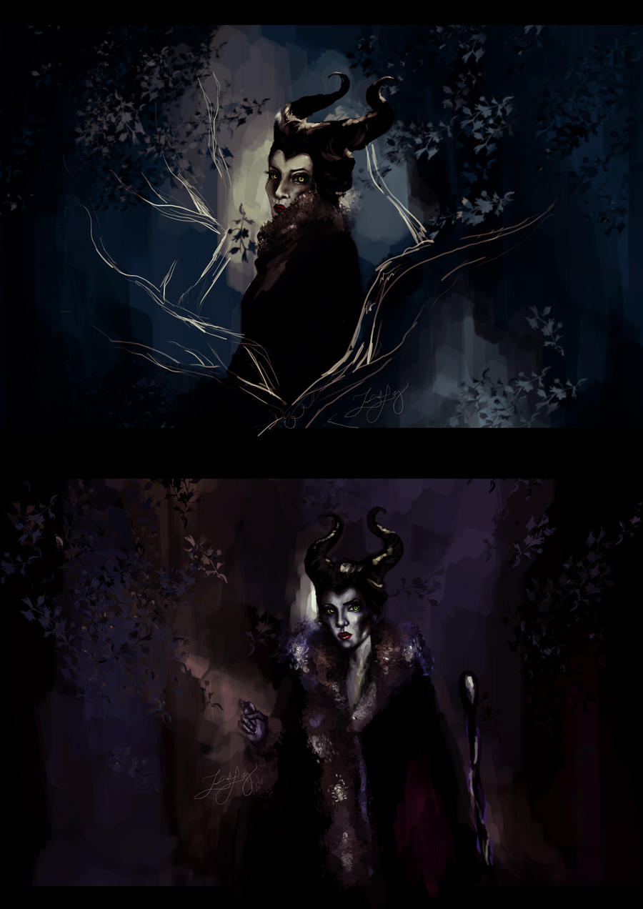 evil is the new black by chiaroscuro8