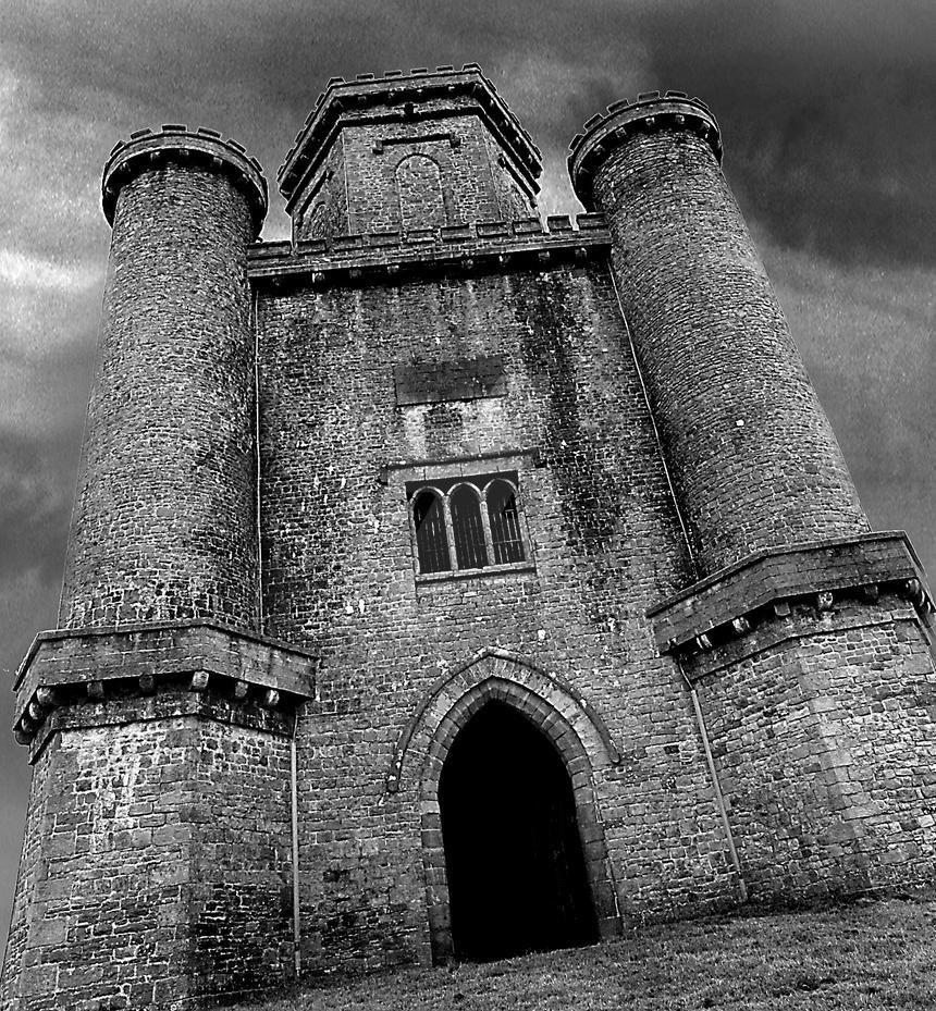 Paxton's Tower Llanarthne by Grosvenor-Photos on DeviantArt | 859 x 929 jpeg 292kB