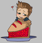 Dean loves Pie